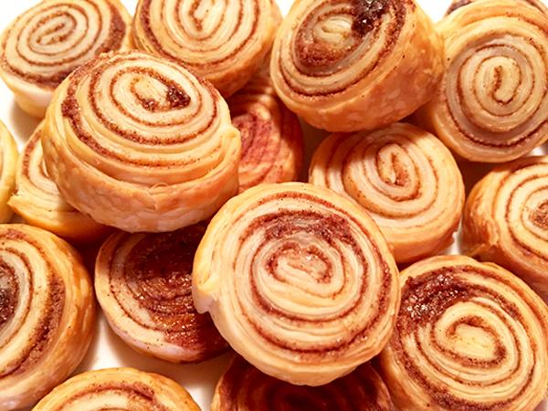 簡単激ウマ!冷凍パイシートで手作りお菓子とおつまみレシピ